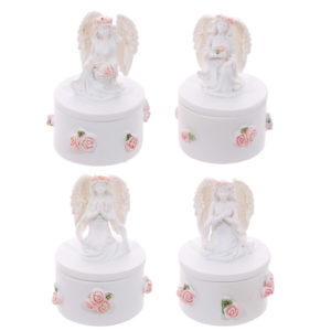 Rose Angels - Trinket Box