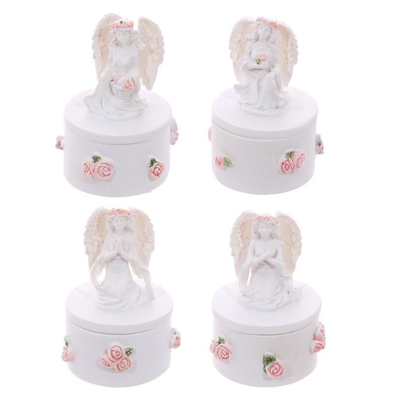 Rose Angels - Trinket Box