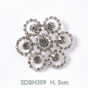 Regina Stunning Diamante BroochRegina Stunning Diamante Brooch