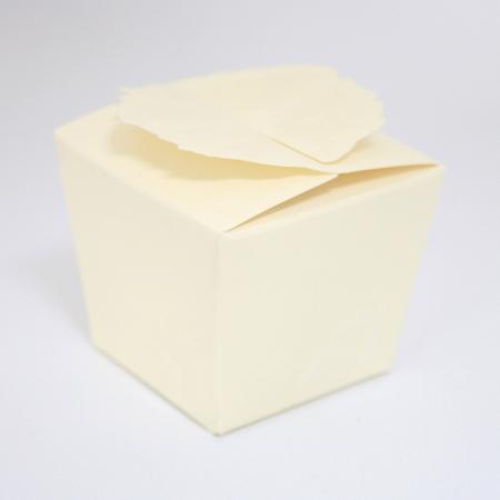 Tulip Ivory Take Out Box 40x40x45