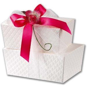 Trapunta Quilted Ballotin Box 115x75x50Trapunta Quilted Ballotin Box 115x75x50