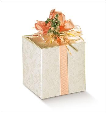 Fiorami Box Folded Lid Size 130x130x160