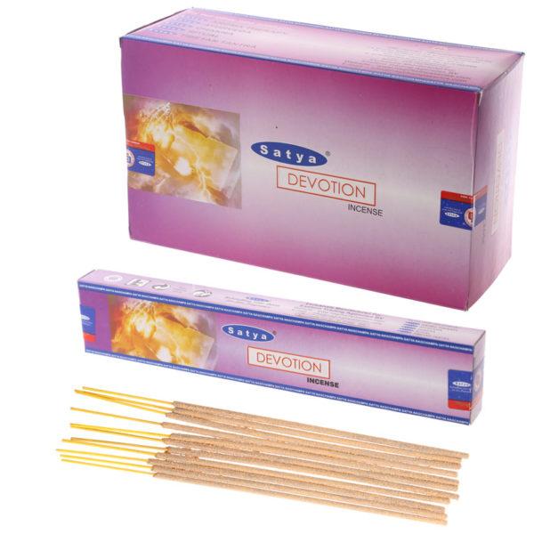 Satya Incense Sticks – Devotion