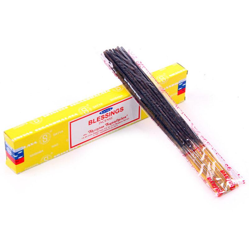 Satya Nag Champa Incense Sticks - Blessing