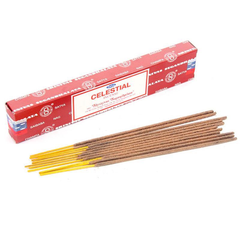 Satya Nag Champa Incense Sticks - Celestial