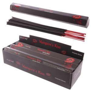 Stamford Black Incense Sticks - Vampires Kiss