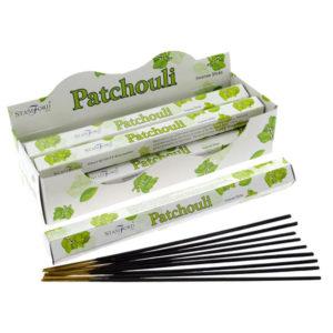 Stamford Hex Incense Sticks - Patchouli