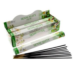 Stamford Hex Incense Sticks - Sensuality