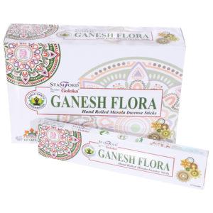 Stamford Masala Incense Sticks - Ganesh Flora