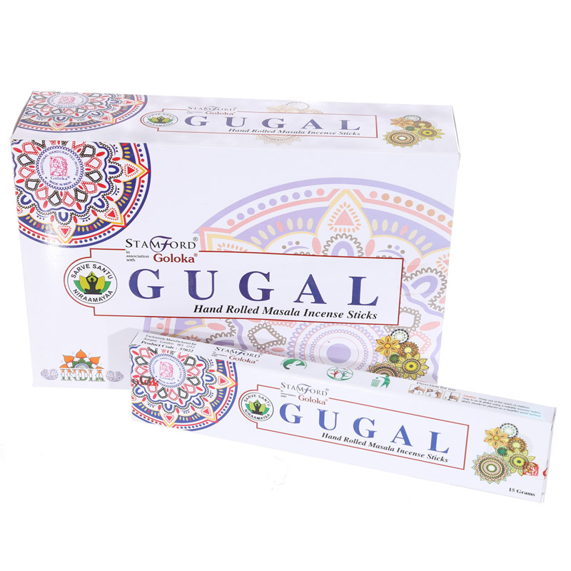 Stamford Masala Incense Sticks - Gugal