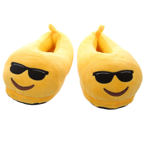 Sunglasses Emoti Pair of Unisex Slippers