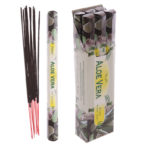 Tulasi Giant Garden Incense Sticks - Aloe Vera