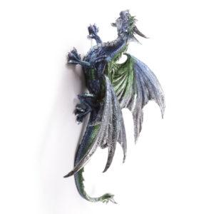 Wall Climber Dark Legends Dragon Figurine