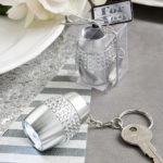 Bling Collection LED Key Chain Flashlight From SolefavorsBling Collection LED Key Chain Flashlight From Solefavors