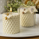 Honey Comb Design Tealight Candle Holder From SolefavorsHoney Comb Design Tealight Candle Holder From Solefavors