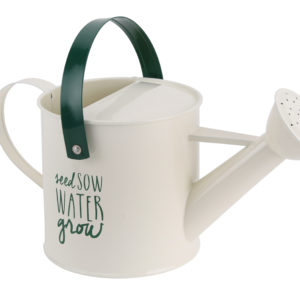 'Seed Sow Water Grow' Watering Can'Seed Sow Water Grow' Watering Can