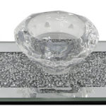 Triple Knightsbridge Gem Tealight Holder SilverTriple Knightsbridge Gem Tealight Holder Silver