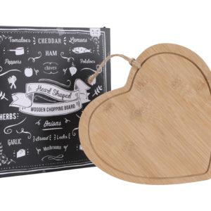 Heart Shaped Chopping BoardHeart Shaped Chopping Board