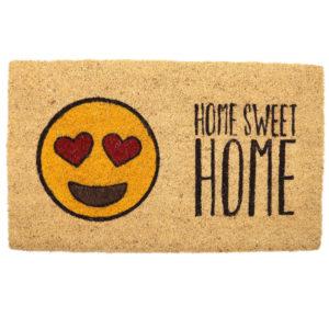 Emotive Coir Door Mat - Home Sweet Home