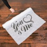 You And Me Aisle RunnerYou And Me Aisle Runner