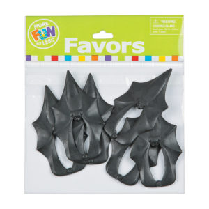 Pack of 6 Stretchable Flying BatsPack of 6 Stretchable Flying Bats