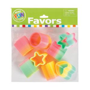 Pack of 8 Mini Rainbow Magic SpringsPack of 8 Mini Rainbow Magic Springs