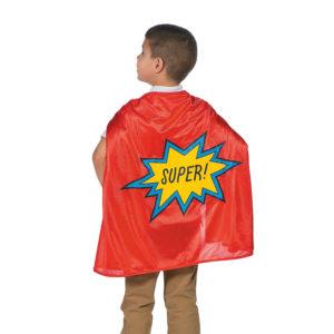 Red Superhero CapeRed Superhero Cape