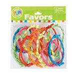 Pack of 12 Nylon Friendship Rope BraceletsPack of 12 Nylon Friendship Rope Bracelets