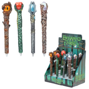 Fantasy Claws and Crystals Novelty Pen