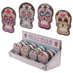 Fun Day of the Dead Nail File Emery Board