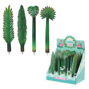 Fun Tropical Leaf Novelty Pen