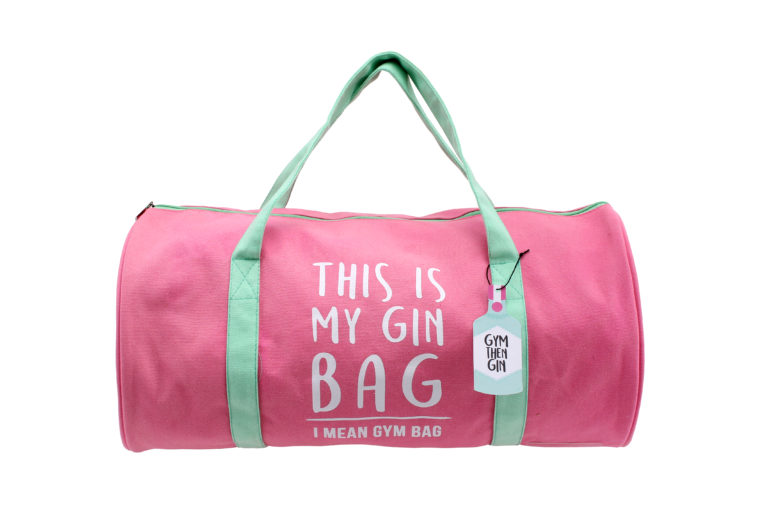 Gym and Tonic Gin Bag Duffel Bag