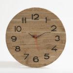 Rustic Driftwood Wall Clock 35cmRustic Driftwood Wall Clock 35cm