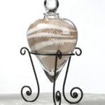 Personalised Unity Sand Heart VasePersonalised Unity Sand Heart Vase