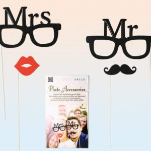 Mr. And Mrs. Party Photo PropsMr. And Mrs. Party Photo Props