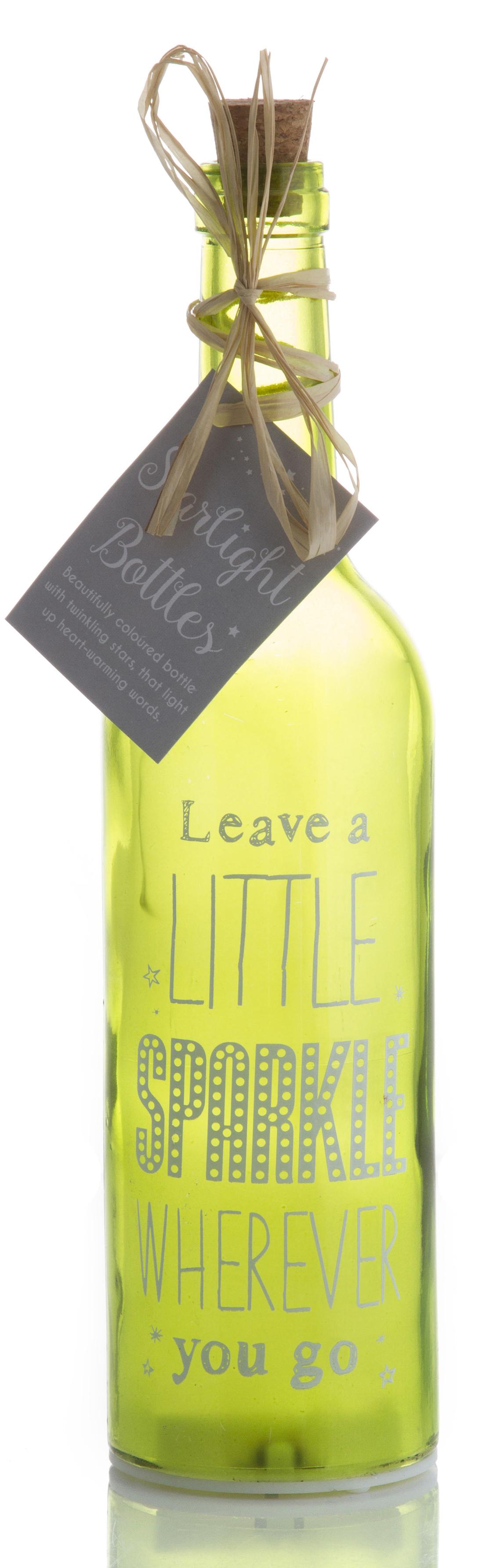 Leave A Little Sparkle Starlight Bottle