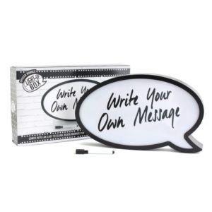 Light Up Bubble Speech with PenLight Up Bubble Speech with Pen