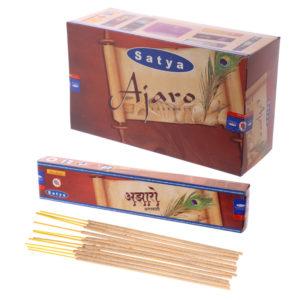 Satya Incense Sticks - Ajaro