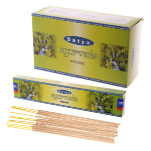 Satya Incense Sticks - Ayurveda