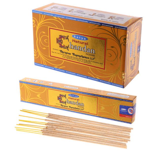 Satya Incense Sticks – Chandan