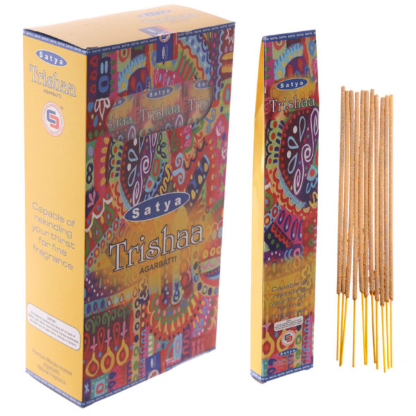 Satya Incense Sticks – Trishaa