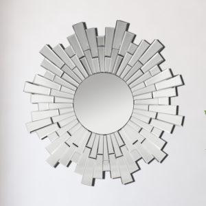 Hestia Sundial Wall Mirror 80cmHestia Sundial Wall Mirror 80cm