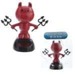 Collectable Devil Solar Powered Pal