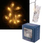 Decorative LED Light - Peg String (165cm)