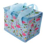 Fun Flamingo Design Lunch Box Cool Bag