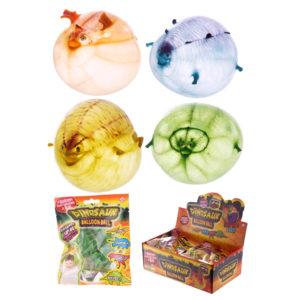 Fun Kids Dinosaur Balloon Toy