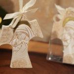 Stunning Cross Ornament