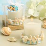 Life's A Beach Collection Wedding Candle FavorsLife's A Beach Collection Candle Favors