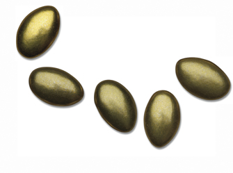 1kg Box Gold Chocolate Dragees Sweets Almond Shape1kg Gold Chocolate Dragees Almond Shape