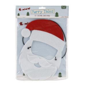 Furry Tales 'Santa Claus' Felt MaskFurry Tales 'Santa Claus' Felt Mask